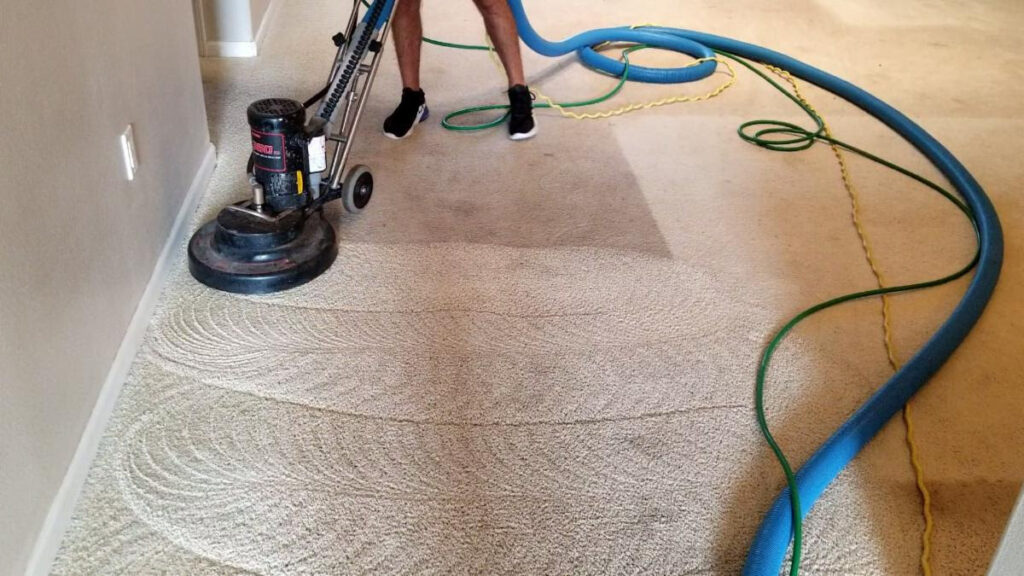Restorative Carpet Cleaning